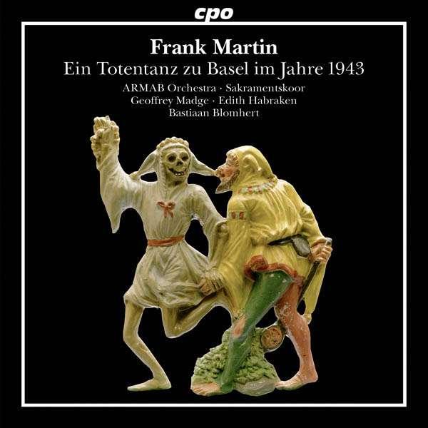 "CD ""Ein Totentanz zu Basel in 1943"""