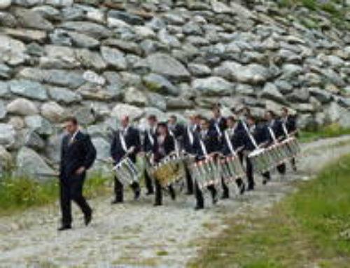 Tambourenverein Donat-Ems & Solokonzert in Pontresina